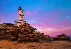 Point Lonsdale Lighthouse 4 by DanielleMiner