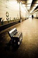 Music in the Subway by Drakeo1