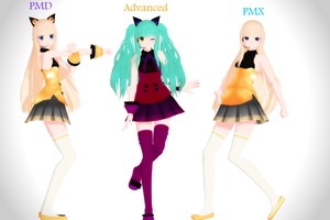 MMD TDA SeeU + Download by Yufuchi