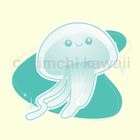 Jelly Fish by kimchikawaii