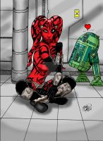darth talon by MonsterIslandStudios