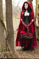 Cosplay Photography: Red Riding Hood by SomaKun