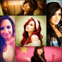 Collage Demi Lovato a Pedido by Selly1DJonas
