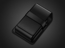Zippo Cover by kyo-tux