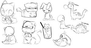 Some ideas by Mousu