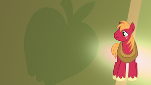Big Macintosh Wallpaper by RDbrony16