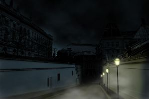 Nocturne by haxxy