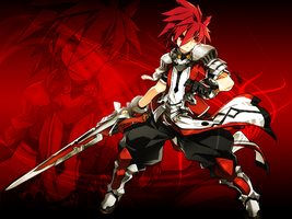 Elsword: Lord Knight by Ikrius