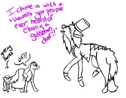 I wrire sins not tragedies (WIP, may colour) by Squeek98j