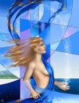 Goddess of the Summer Solstice by Volcannah