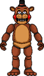Toy Freddy Fnaf 2 by birdman91