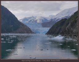 Approaching South Sawyer by irrational1