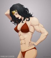 Wonder Woman by elee0228