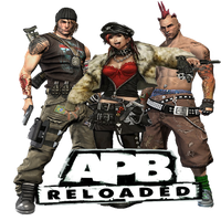 APB Reloaded Dock Icon by Rich246