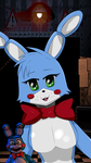 Improved Toy Bonnie by longlostlive