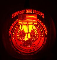 Support Our Troops by pumpkinsbylisa