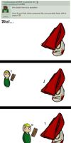 Ask Pyramid Head: Q9 by AskPyramidHead