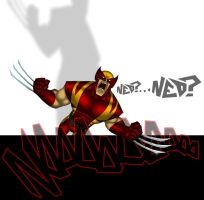Wolverine Reaction (Game of Thrones Spoiler!) by HyroGlyphIQ