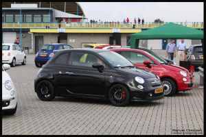 2010 Fiat 500 Abarth by compaan-art