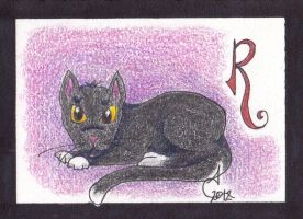 Kitty ATC by phaetalon
