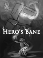 Hero's Bane Fanfiction Cover :CONCEPT: by starlover4ever