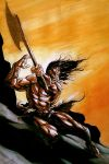 Conan the Barbarian by dfbovey
