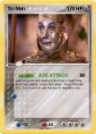Tin Man Pokemon Card by Amphitrite7