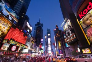 NYC Times Square I by Inno68