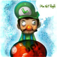 Luigi's not high by MixedMilkChOcOlate