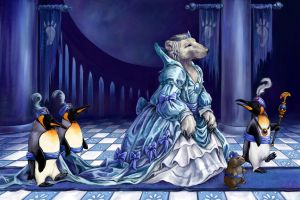 The Polar Court by ursulav
