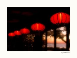 Chinese Red by myrnajacobs