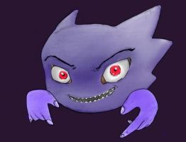haunter by santiw93