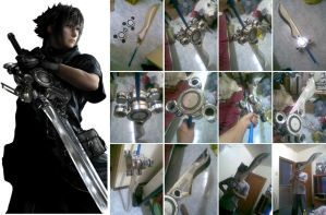 FFvsXIII - engine sword WIP1 by karlonne
