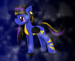 Art Trade- Thunderbolt by SymphonyArts