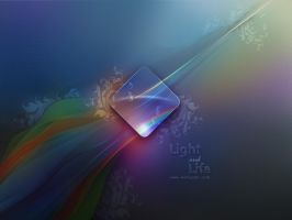 Light and Life by haiderm3