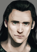 Loki #33 by elz-art