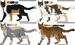 Cat Adopts by Spyro-Wolf