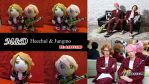 MnD Heechul and Jungmo Dolls 2 by VilleVamp