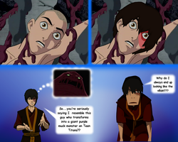 Zuko the Muck Monster on TT by touch-of-jade