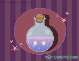 Polymorphous Potion by SteampunkOni