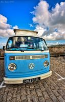 VW Camper by KrisSimon