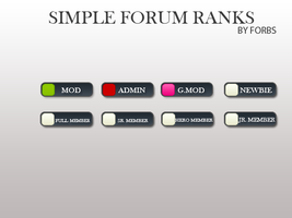 Simple forum ranks PSDs by Forbs1994