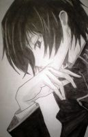 Lelouch by Day by w3ph