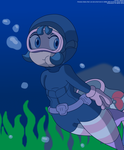 CM - Free Poke Diving by LuigiStar445