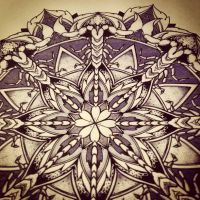 Solstice Mandala Project Day023 by OrgeSTC