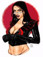 Baroness by Roadkill by MrLively