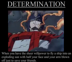 Determination = Optimus Prime by Dalek-TheSupreme