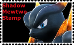 Shadow Mewtwo Stamp by WOLFBLADE111