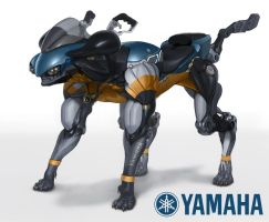 YZR quadruped by IggyTek