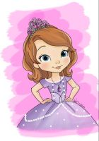 Princess Sofia by wici14